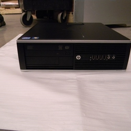 HP 8200 SFF Desktop PC: with Windows 7