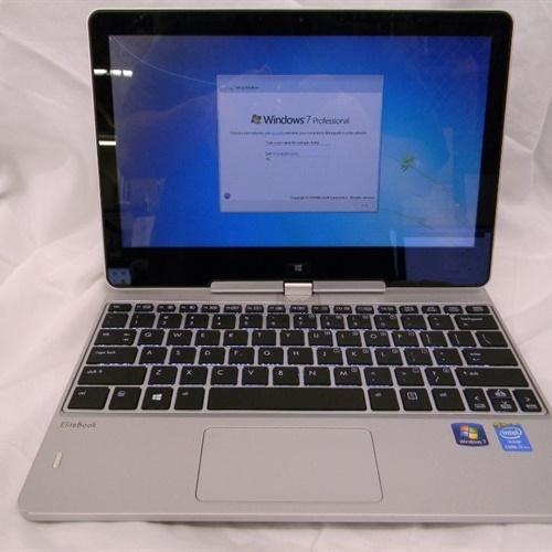 """HP Elitebook Revolve 810 G1 11.6"""" Tablet Intel Core i7 i7-3687U 2.10 GHz 12GB RAM 128GB SSD"""