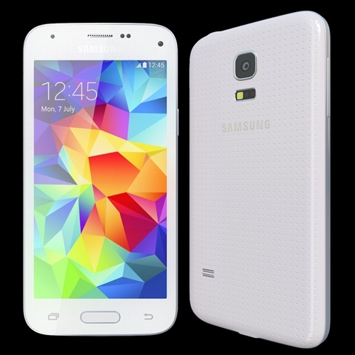 Samsung-Galaxy S5 16gb White   (charger not included)