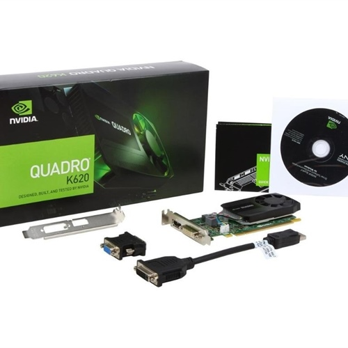 *New in Box  NVIDIA Quadro K620 2GB 128-bit DDR3 Graphics Card