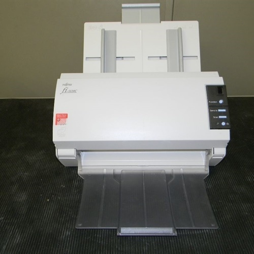 Document Scanner with Duplex color