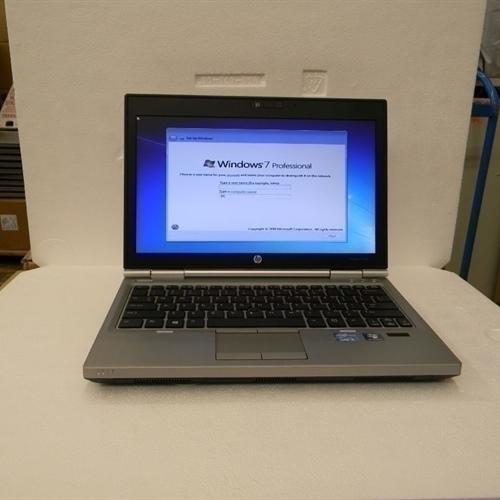 "HP EliteBook 2570p 12.5"" i5-3320M 2.60GHz 8GB RAM"