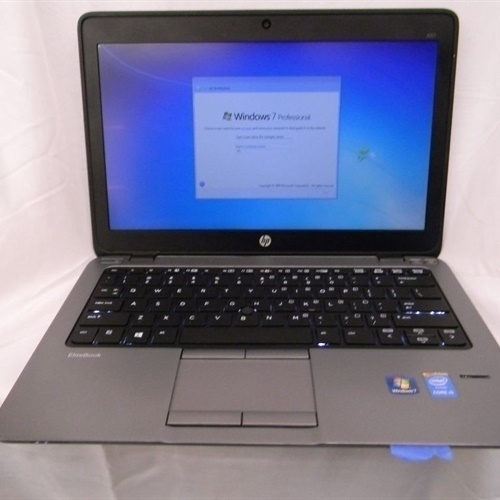 EliteBook 820 G1 W/ i5, Win7, 8GB 128GB SSD