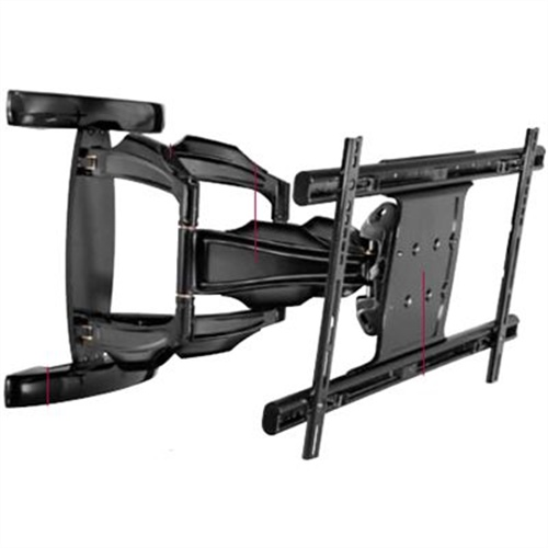 "Peerless SA763PU Articulating Wall Arm for 37-63"" LCD Flat Panel"