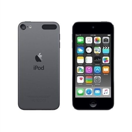 Apple iPod touch 6th Generation Space Gray 32GB W/ Headphones(Charger not included)