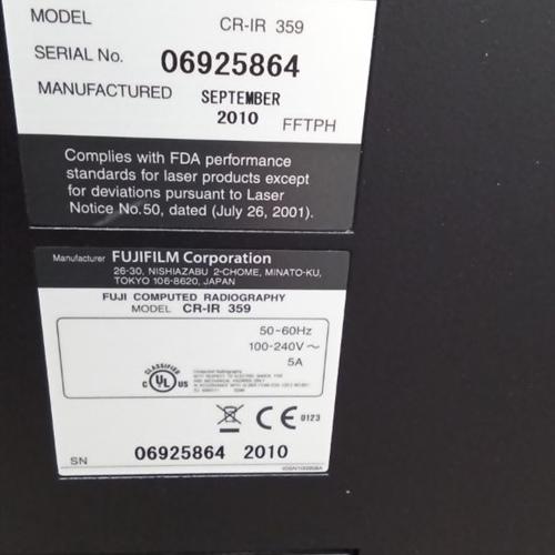 Fuiji Film FCR Carbon XL2