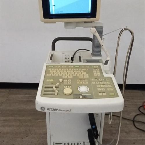 GE RT3200 Advantage II Ultrasound Machine