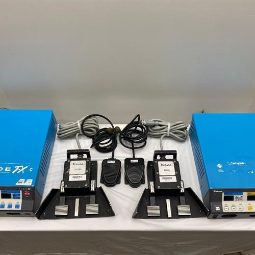Lot of 3 Valleylab Force FX-C Electrosurgical Generators