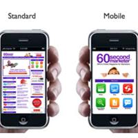 Mobile Website Creation