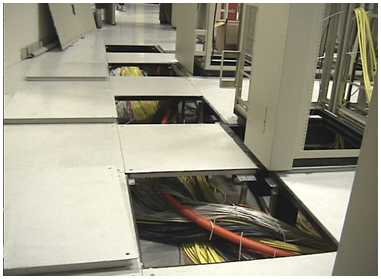 Cable Tray and Under Floor Cabling