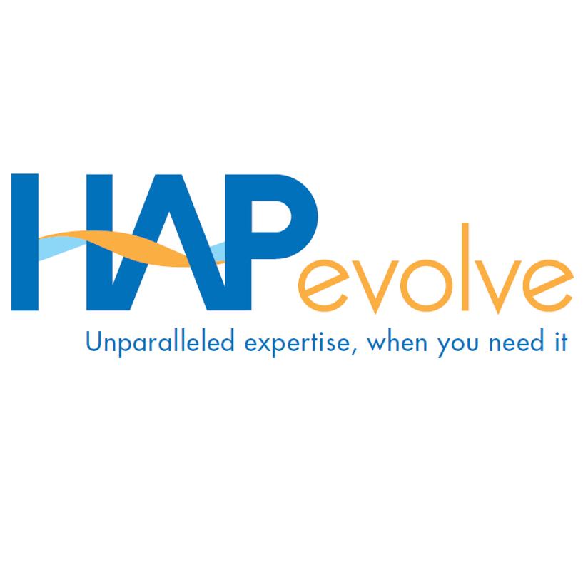 HAPevolve Logo