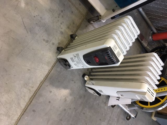 2 Space Heaters for Sale